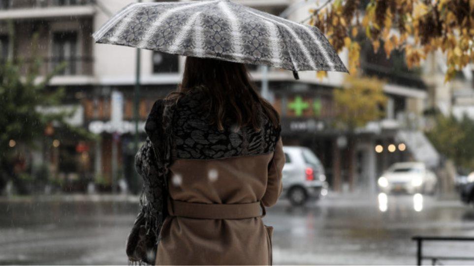 Κακοκαιρία την Κυριακή: Καταιγίδες, χαλάζι και θυελλώδεις άνεμοι