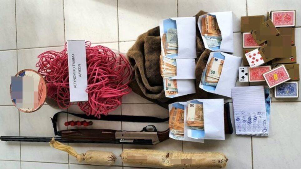 Ζάκυνθος: Εντοπίστηκαν και κατασχέθηκαν 800 κιλά εκρηκτικής ύλης στο χωριό Κερί