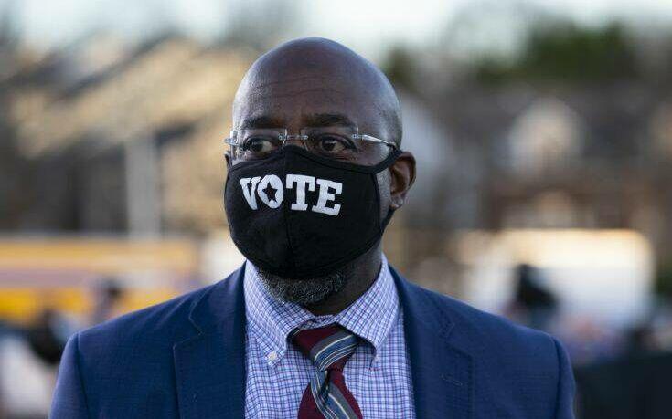 Επαναληπτικές εκλογές στη Τζόρτζια: Πρόβλεψη για νίκη του Δημοκρατικού Γουόρνοκ