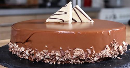 Σοκοφρέτα τούρτα !!!