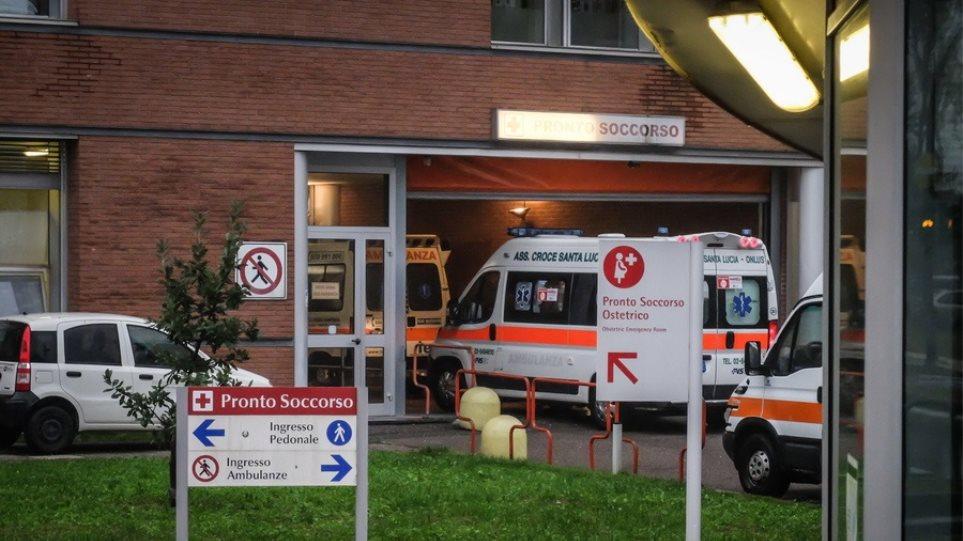 Ιταλία: Πάνω από 13.000 τα κρούσματα κορωνοϊού σε 24 ώρες – 477 νεκροί
