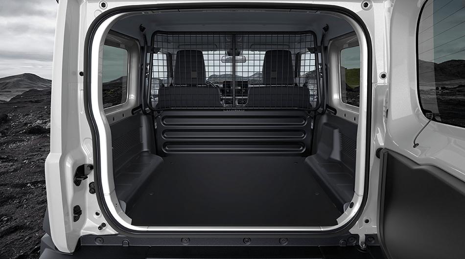 Ξεκίνησαν οι προ-παραγγελίες για το Suzuki JIMNY LCV