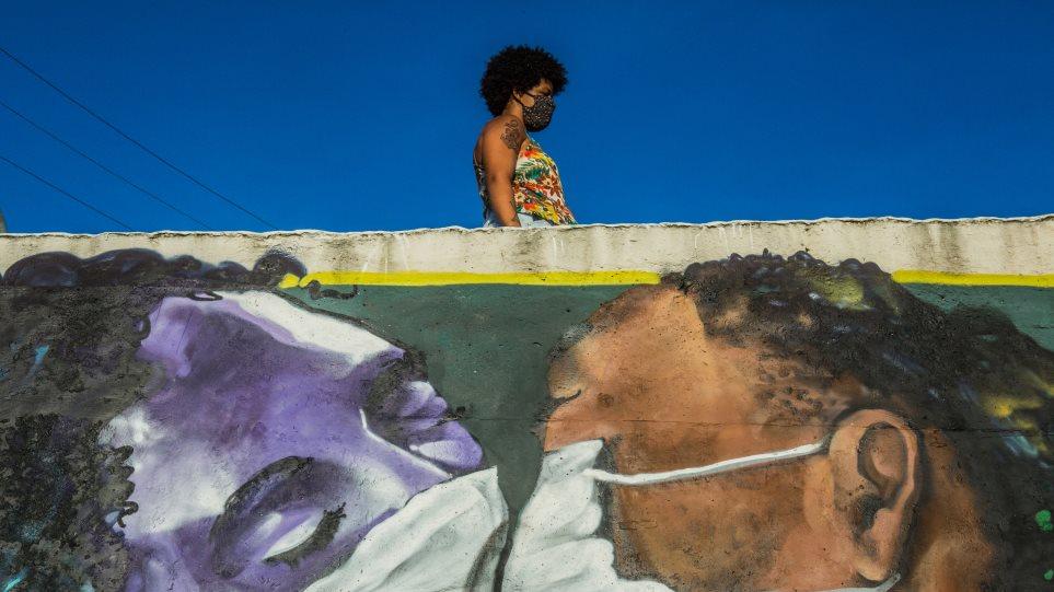 Κορωνοϊός – Βραζιλία: Πάνω από 56.000 κρούσματα σε 24 ώρες, σχεδόν 10 εκατομμύρια συνολικά