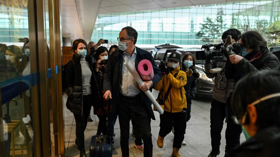 Κορωνοϊός: ΗΠΑ και ΠΟΥ πιέζουν την Κίνα να δώσει περισσότερα στοιχεία για την προέλευση του ιού