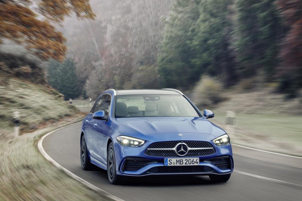 C-Class Sedan και Estate:Δύο παγκόσμιες παρουσιάσεις από την Mercedes