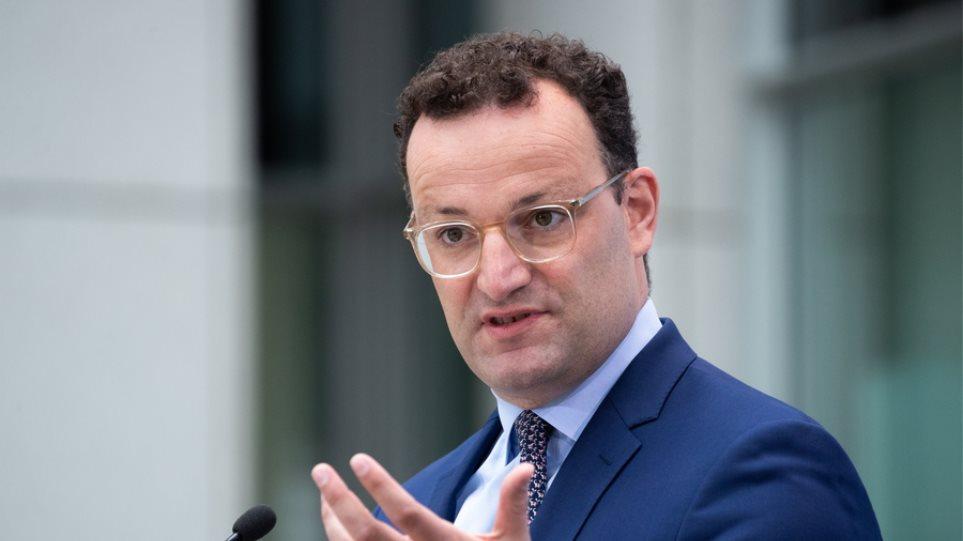 Κορωνοϊός – Γερμανία: Ελπίδες για χαλάρωση του lockdown πριν το τέλος του χειμώνα αφήνει ο υπουργός Υγείας