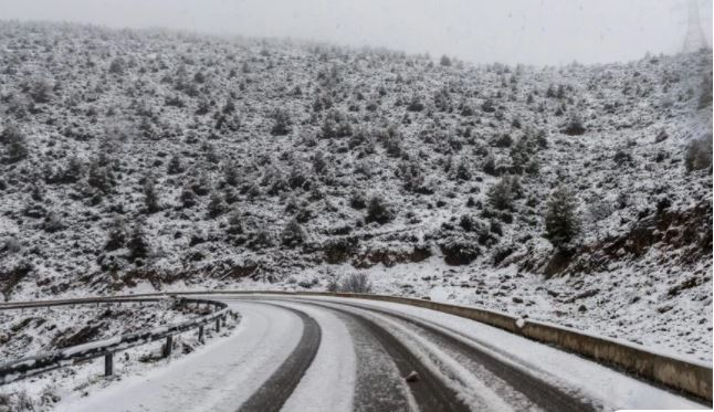 Το χιόνι και ο πάγος έχουν τα μυστικά στην οδήγησή τους