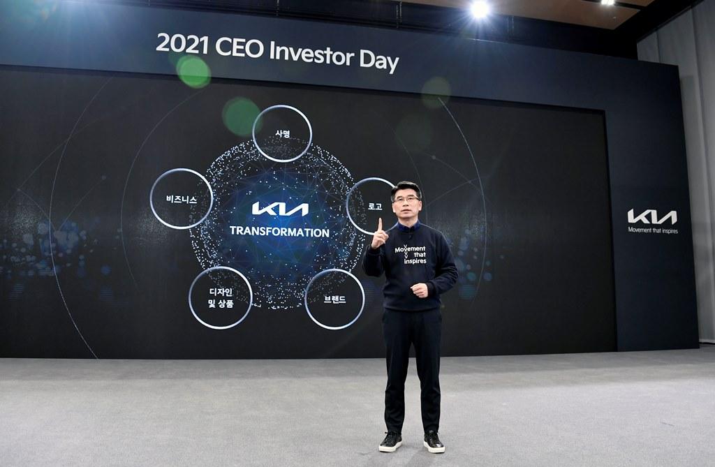 Ποιοι είναι οι στόχοι της Kia για τα ηλεκτρικά αυτοκίνητα και τις έξυπνες λύσεις κινητικότητας