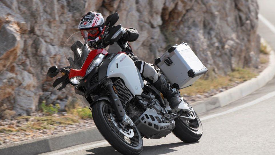 """To FBI κάνει """"ντου"""" στη Ducati"""