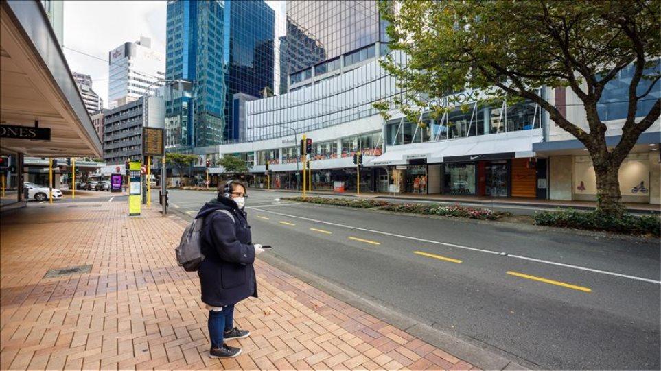 Κορωνοϊός – Νέα Ζηλανδία: Εντοπίστηκε εστία με τρία κρούσματα