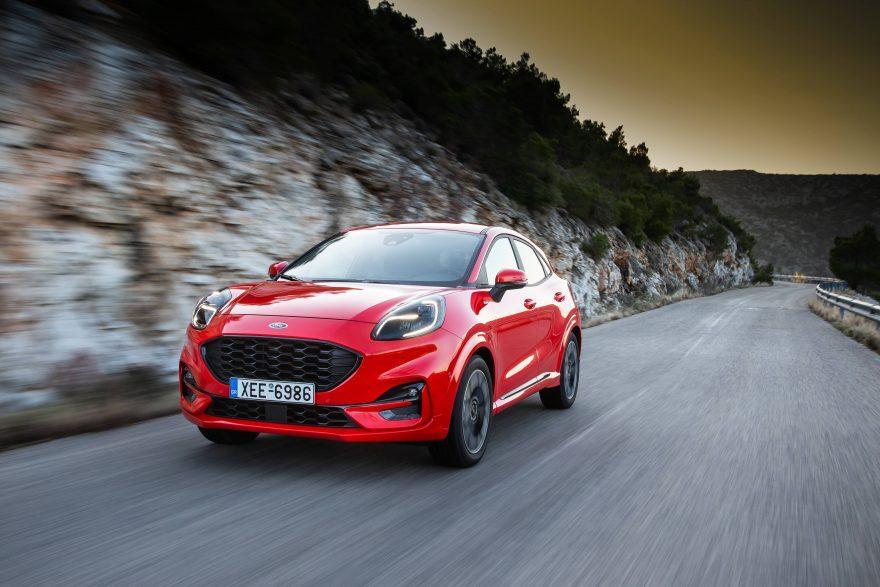Η Ford Motor Ελλάς λανσάρει το νέο προωθητικό πρόγραμμα FORD ON-LINE BONUS