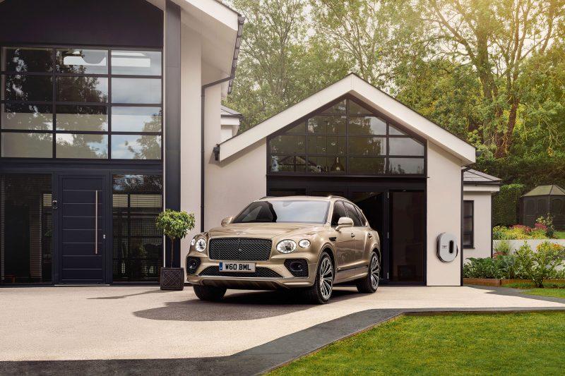 Ανακυκλώσιμοι κινητήρες από την Bentley