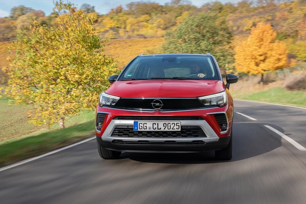 Πανελλαδική παρουσίαση του Opel Crossland- Οι νέες τιμές