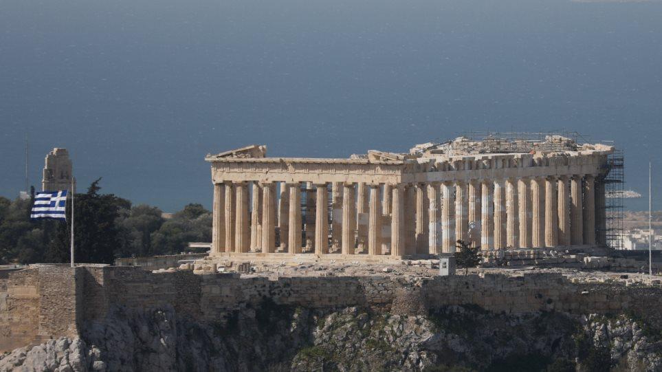 Καιρός στην Αθήνα: Έως 20 βαθμοί σήμερα στο κέντρο της πόλης –  Δείτε τις αυριανές θερμοκρασίες