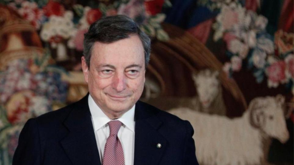 Ιταλία: Ο Ντράγκι εξασφάλισε ψήφο εμπιστοσύνης από τη Γερουσία
