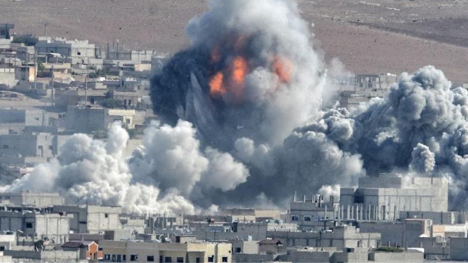 Συρία: Τουλάχιστον 17 νεκροί στα αεροπορικά πλήγματα των ΗΠΑ