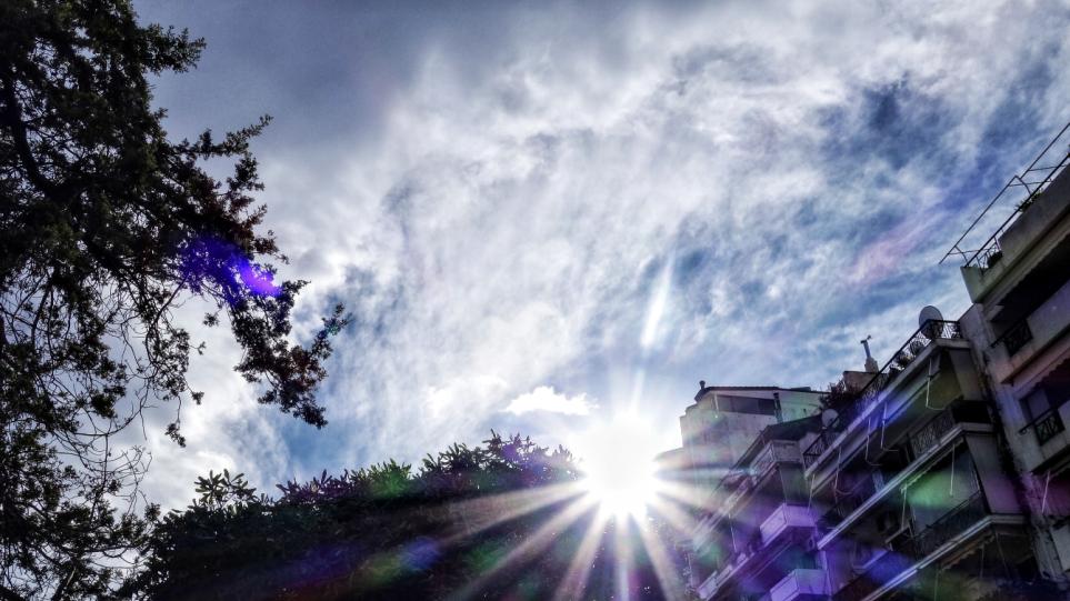 Καιρός – Ζεστό Σάββατο: Πάνω από 20 βαθμούς η θερμοκρασία