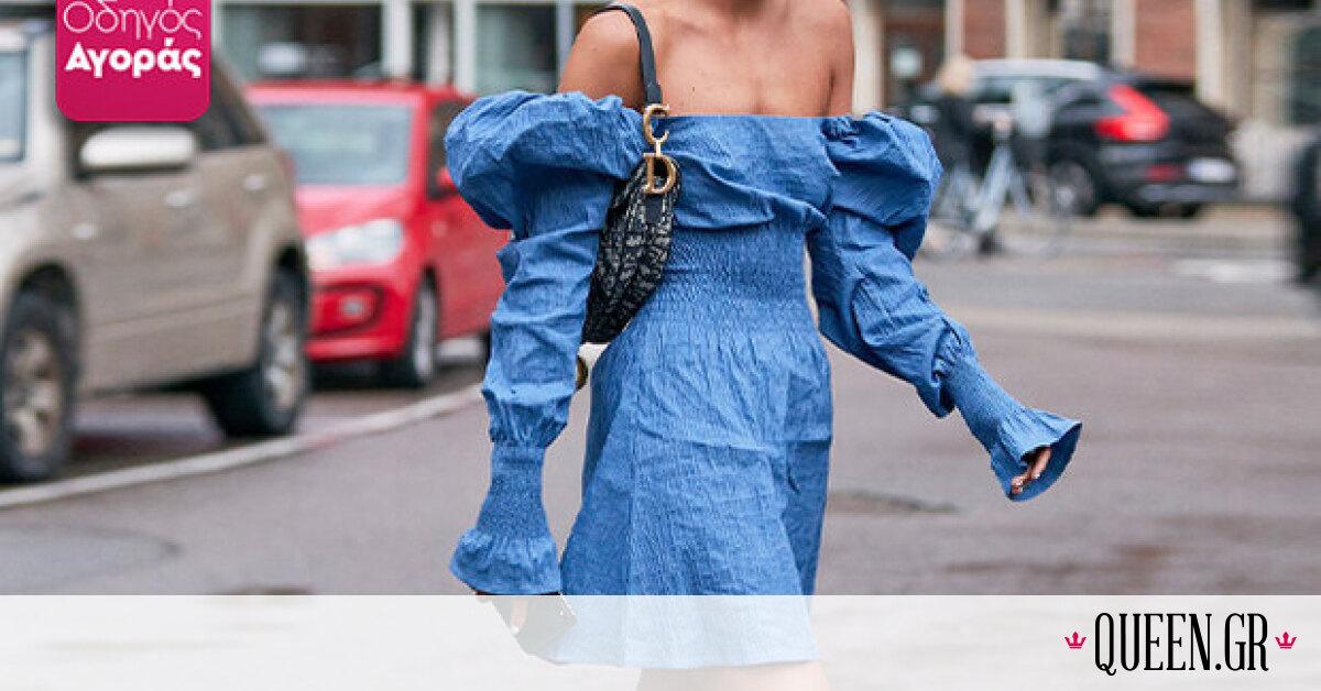 Οδηγός Αγοράς: 10 mini φορέματα που μπορείς να αγοράσεις τώρα και να φοράς και την άνοιξη