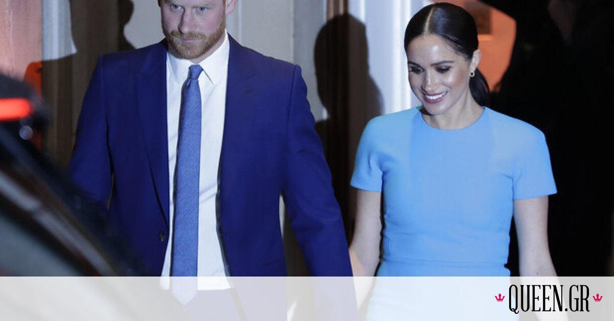 Δεν γίνεται να μην σου αρέσει αυτό το φόρεμα που έβαλε η Meghan Markle….