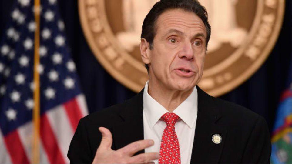 «O Κουόμο είναι γουρούνι»: Το εξώφυλλο της New York Post με αφορμή καταγγελίες για σeξουαλική παρενόχληση