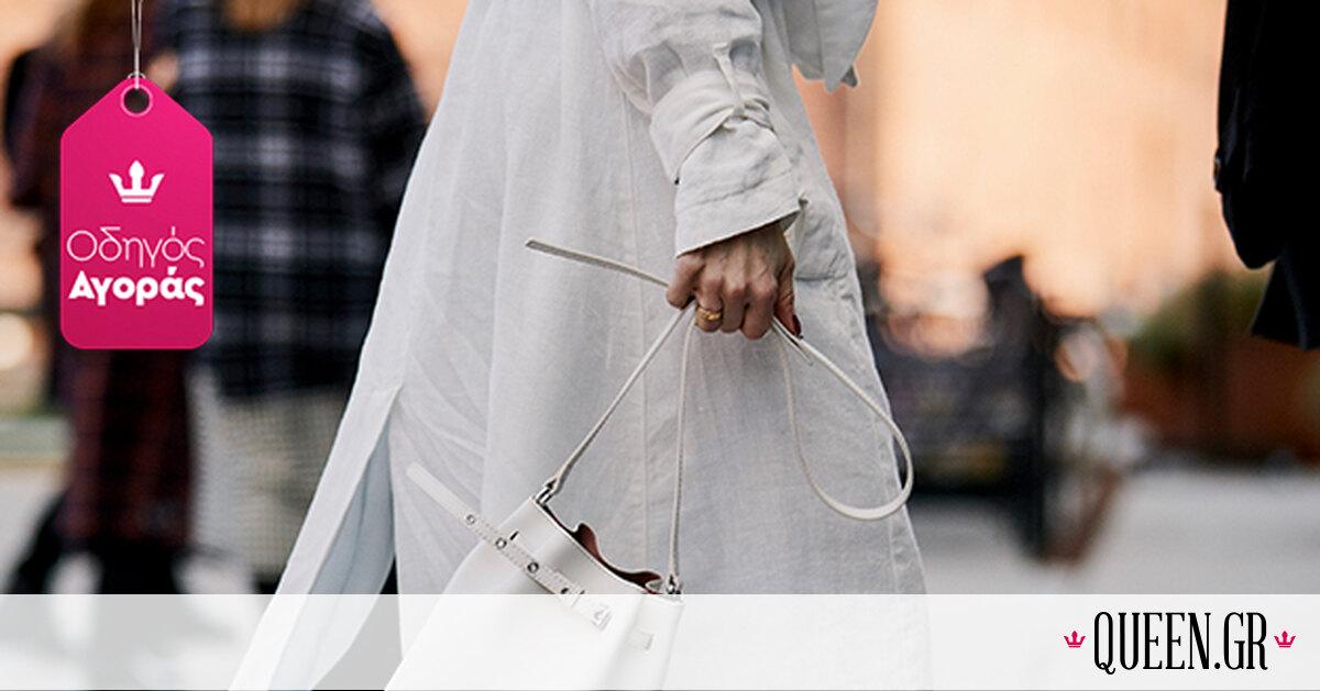 Οδηγός Αγοράς: 10 μικρές τσάντες που μπορούν να κρατηθούν πρωί και βράδυ