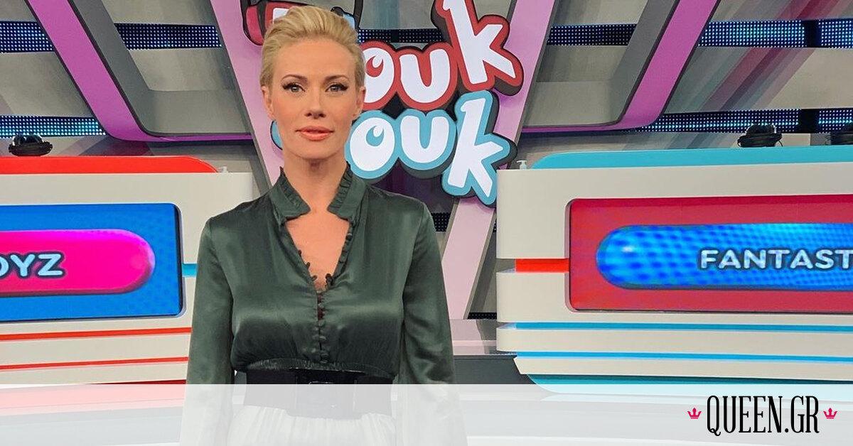 Το αγαπημένο dress trend της Ζέτας Μακρυπούλια είναι ό,τι πιο chic θα δεις σήμερα