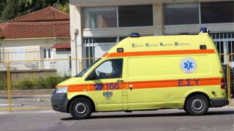 Θεσσαλονίκη: Μαθητής έπεσε από τον τρίτο όροφο σχολείου – Νοσηλεύεται στη ΜΕΘ σε κρίσιμη κατάσταση