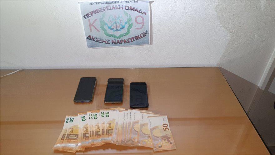 Ηγουμενίτσα: Συνελήφθησαν με 148 κιλά κάνναβης – Σχεδόν 1 εκατ. ευρώ η αξία της!