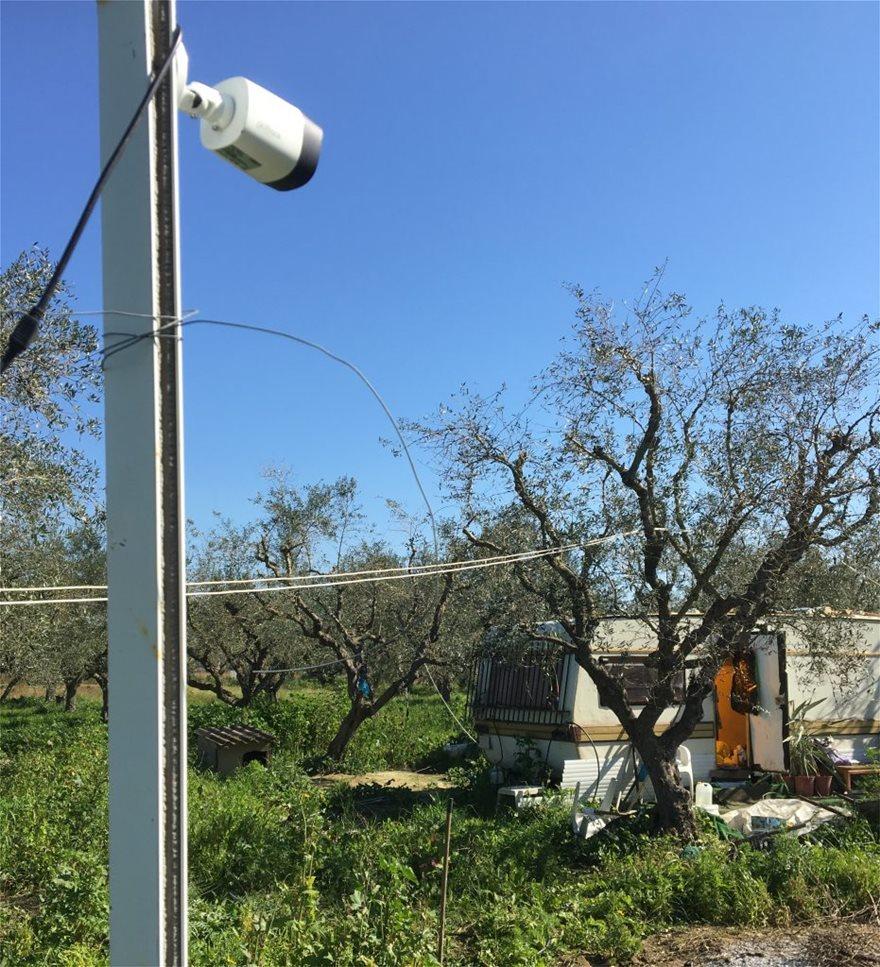 Ζάκυνθος: Τροχόσπιτο έγινε εργαστήριο παραγωγής υδροπονικής κάνναβης