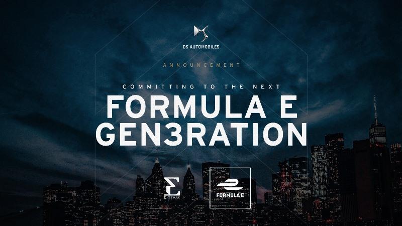 Ds automobiles & formula e: Μια ιστορία αγάπης και πάθους που θα κρατήσει τουλάχιστον μέχρι το 2026