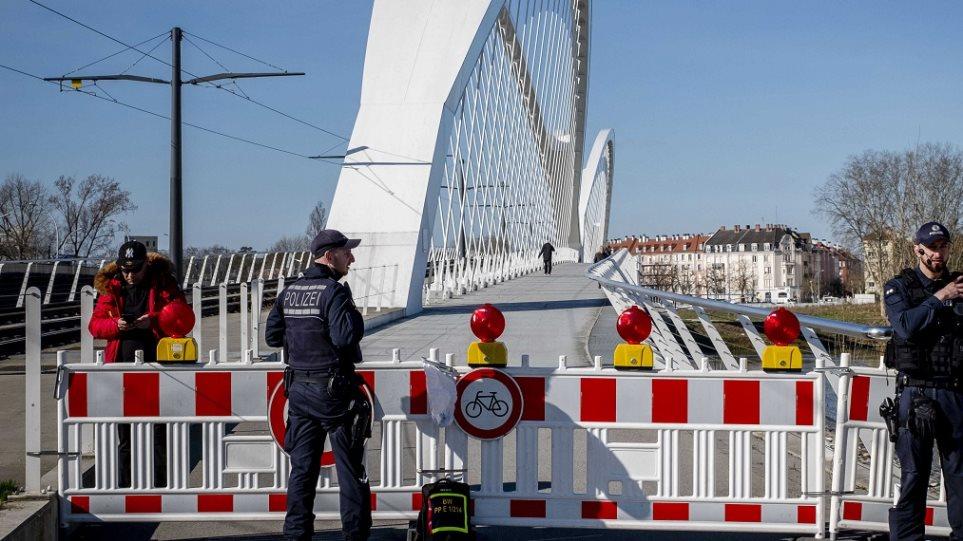 Κορωνοϊός – Γερμανία: Παράταση 10 ημερών στους συνοριακούς ελέγχους με Τιρόλο και Τσεχία