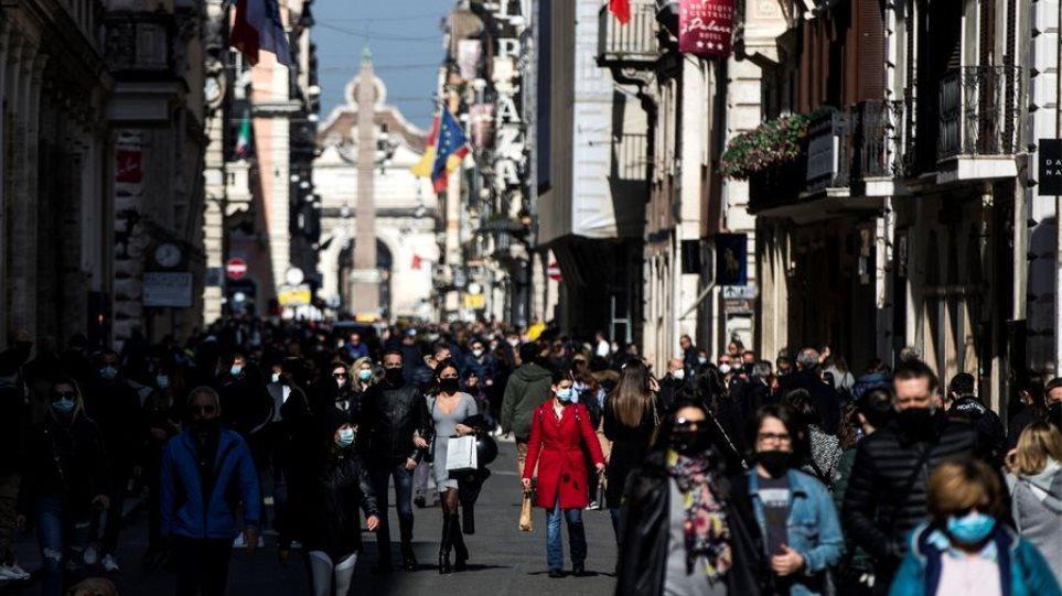 Ιταλία: Μέτρα ανακοινώνει αύριο η κυβέρνηση Ντράγκι
