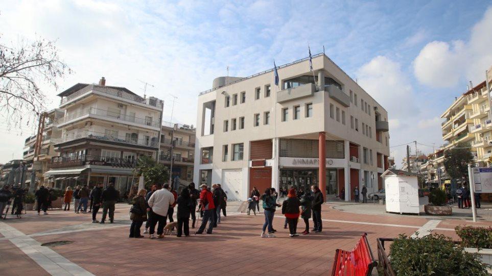 Θεσσαλονίκη: «Fake news» η δημιουργία κέντρου μεταναστών, λέει ο δήμαρχος Κορδελιού