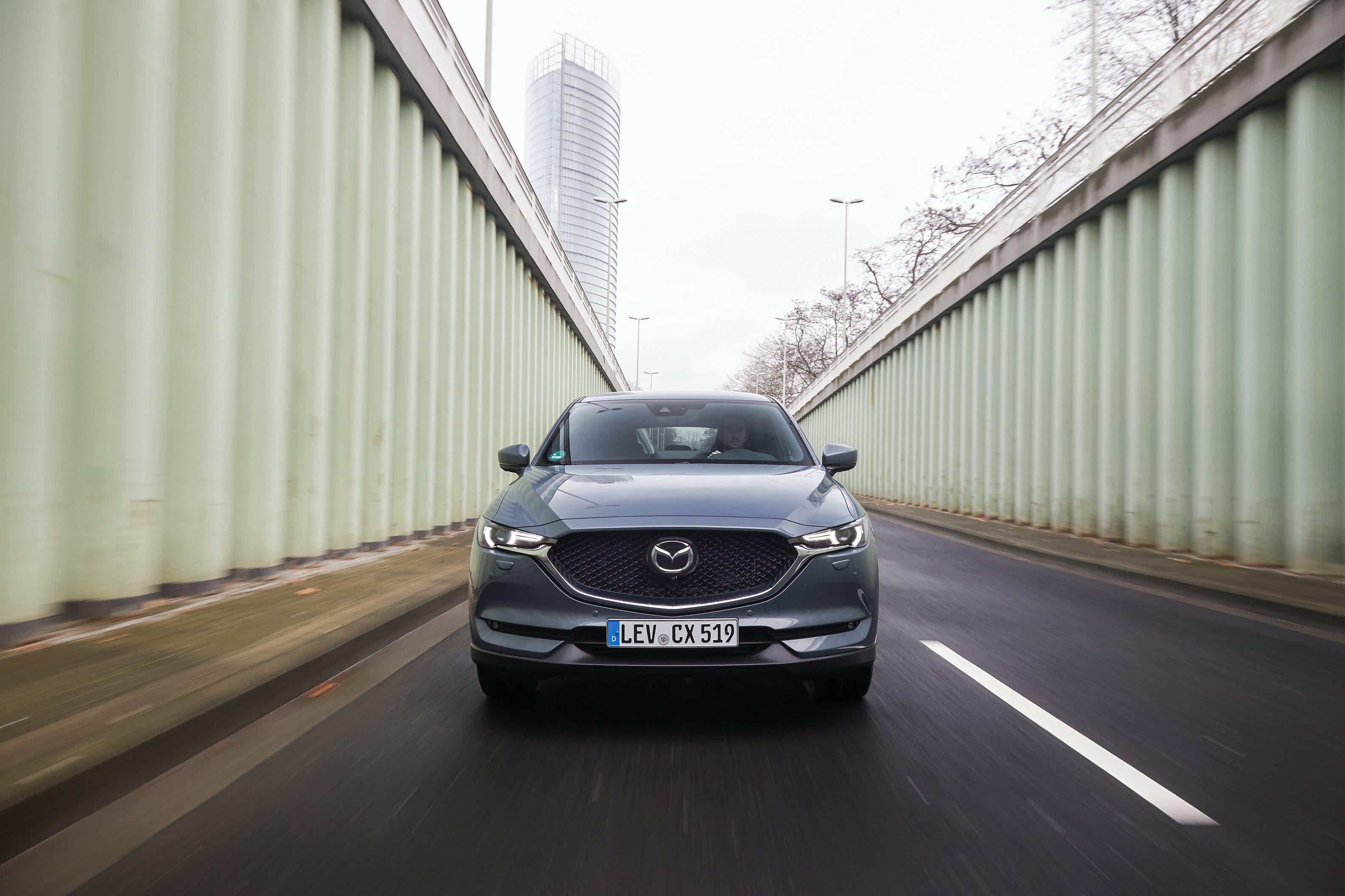 Μέχρι το Μάιο θα έρθει η ειδική έκδοση 'Homura' της Mazda
