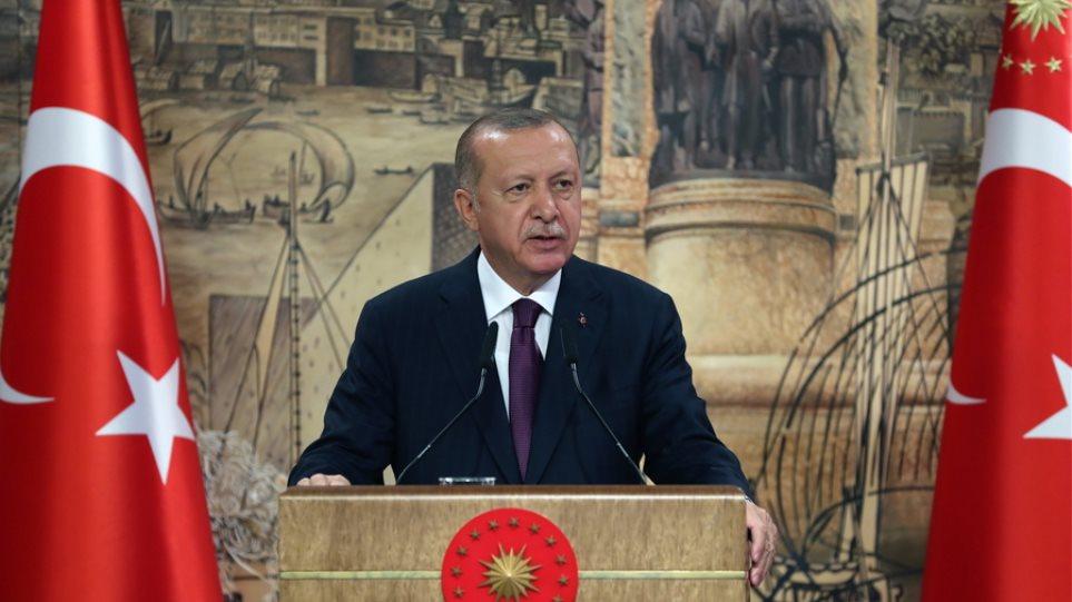 Ερντογάν: Υπάρχει «παράθυρο ευκαιρίας» για την άρση των αμερικανικών κυρώσεων κατά του Ιράν