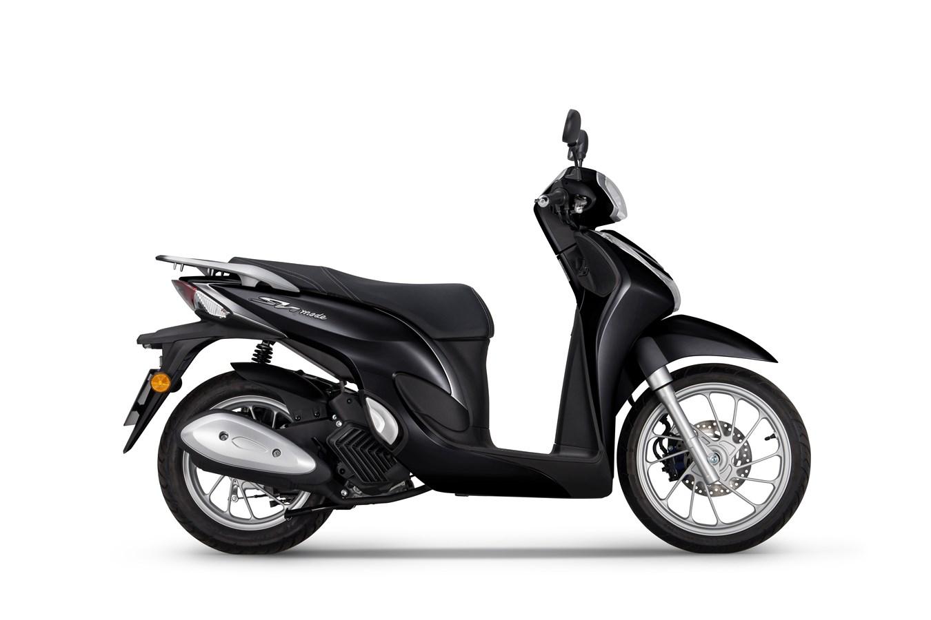 Νέο Honda SH Mode 125 21YM