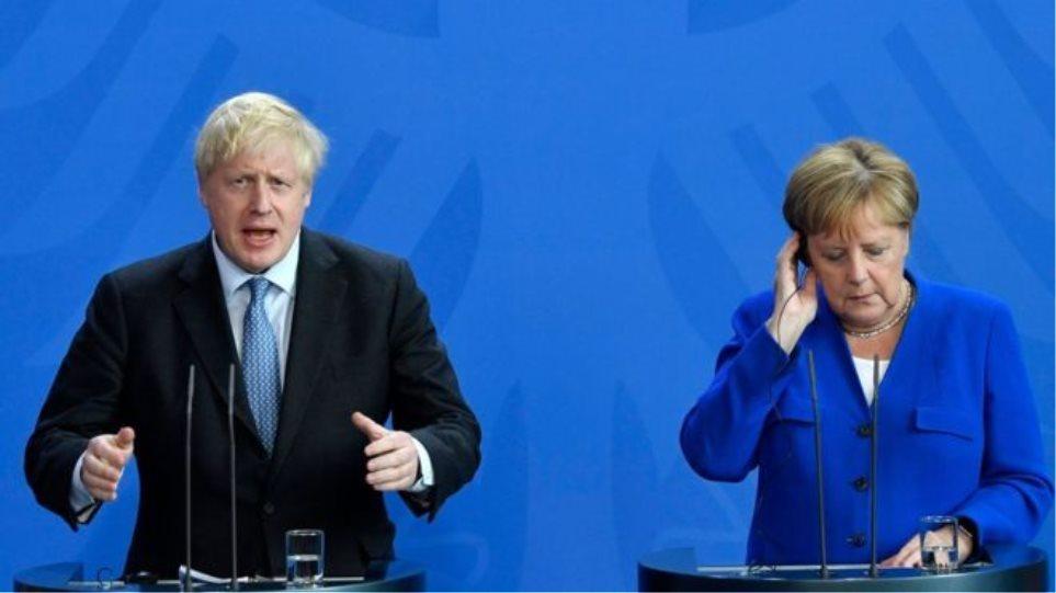Το… ατύχημα της Μέρκελ στην τηλεδιάσκεψη της G7 – Τζόνσον: Άνγκελα κλείσε το μικρόφωνο