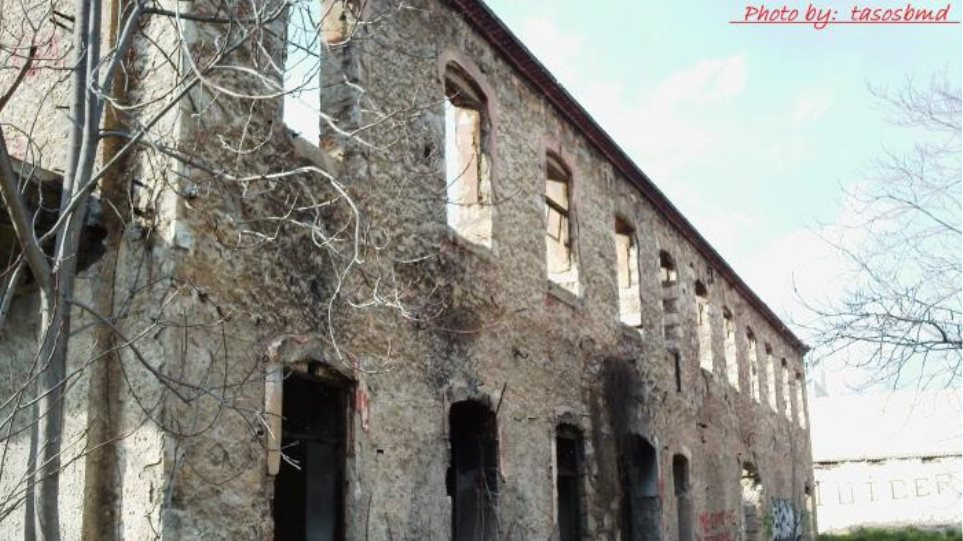 Σεπόλια: Επιχείρηση εκκένωσης εγκαταλελειμμένου εργοστασίου