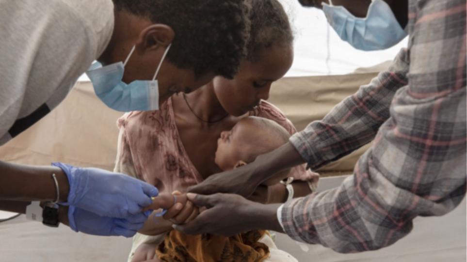Αιθιοπία: Κόσμος πεθαίνει από πείνα στην Τιγκράι