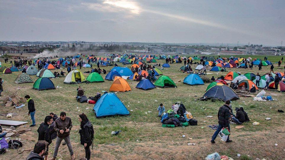 Θεσσαλονίκη: Φωτιά στο κέντρο υποδοχής μεταναστών στα Διαβατά