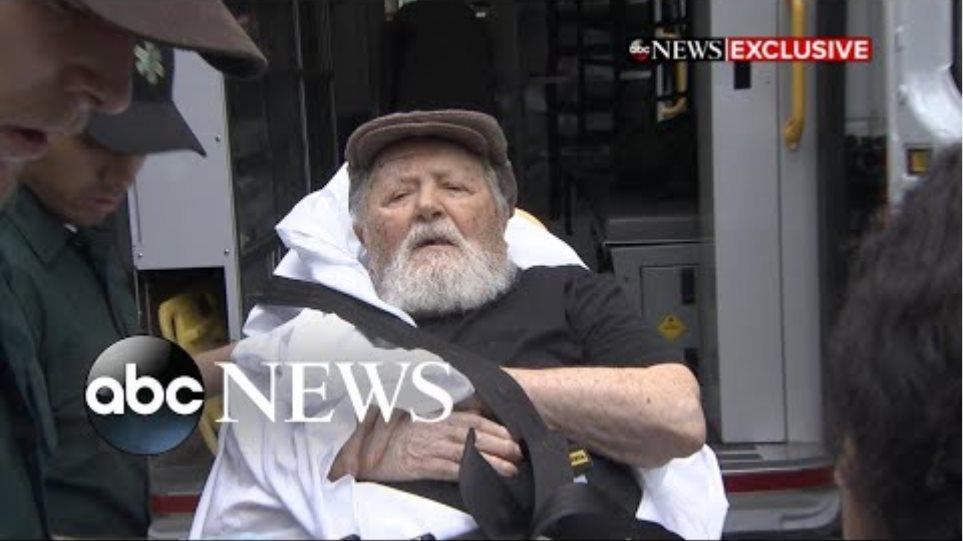 Οι ΗΠΑ εξέδωσαν στη Γερμανία 95χρονο πρώην φρουρό ναζιστικού στρατοπέδου συγκέντρωσης