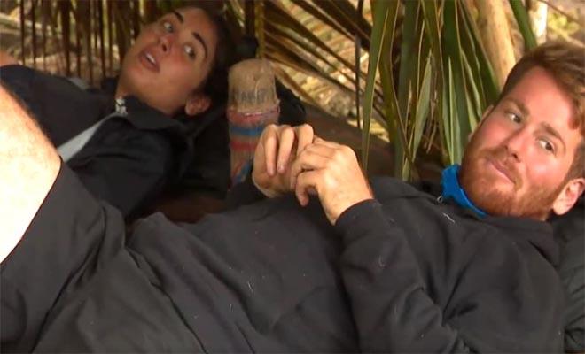 Survivor: Η μυστική συμφωνία του James με την Μαριπόζα [Βίντεο]