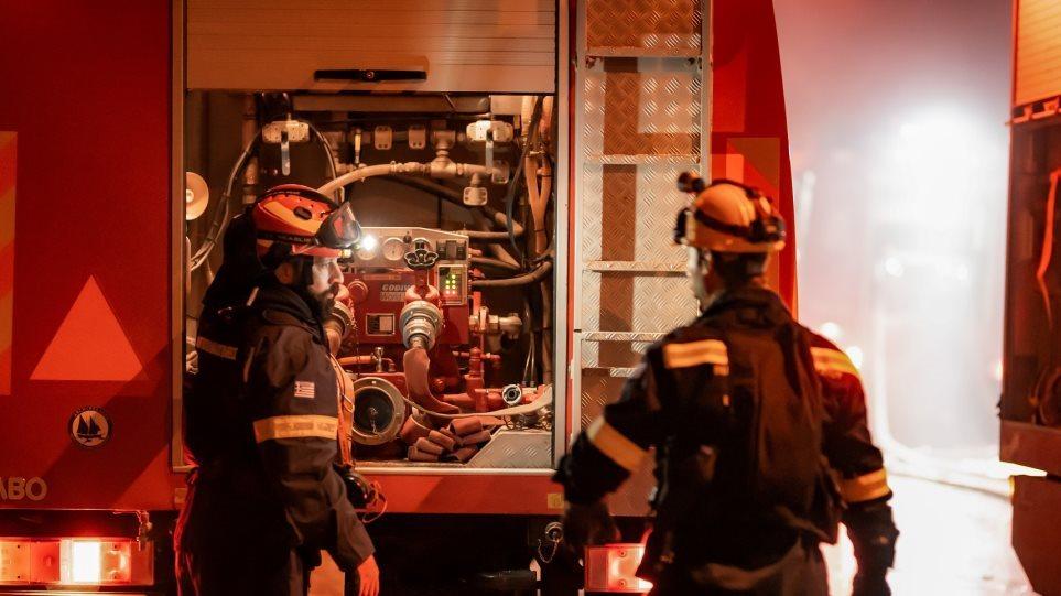 Συναγερμός στην Πυροσβεστική: Πυρκαγιά σε διαμέρισμα στο Παγκράτι