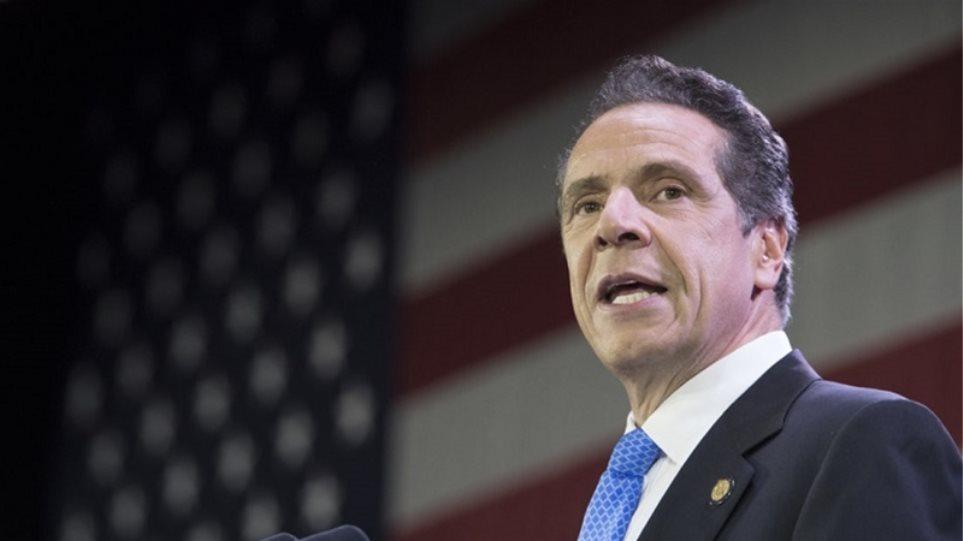Ο δήμαρχος Νέας Υόρκης ζητά να ερευνηθούν οι καταγγελίες κατά Κουόμο