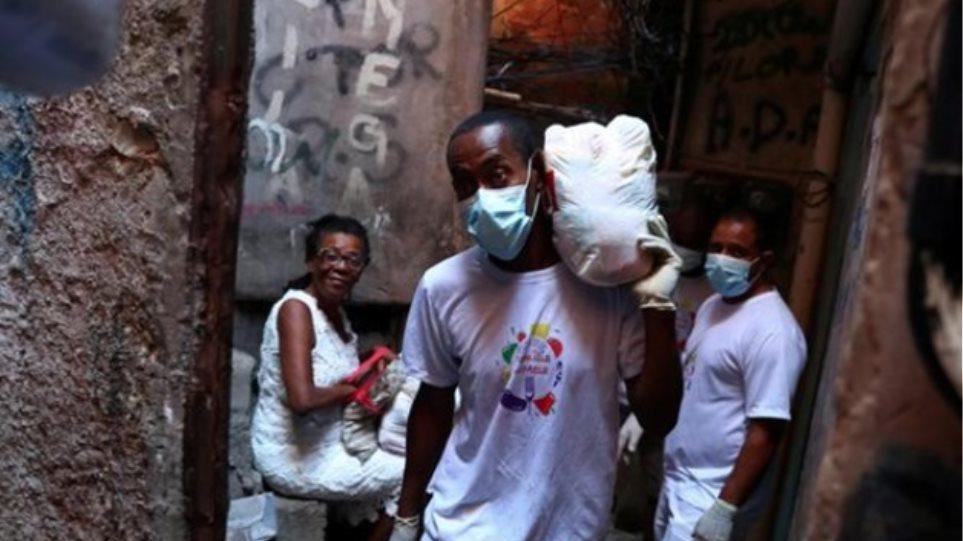 Κορωνοϊός – Βραζιλία: 1.288 θάνατοι και 51.546 κρούσματα σε 24 ώρες