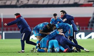 """Ο Χασάν έστειλε τον Ολυμπιακό στους """"16"""" του Europa League"""