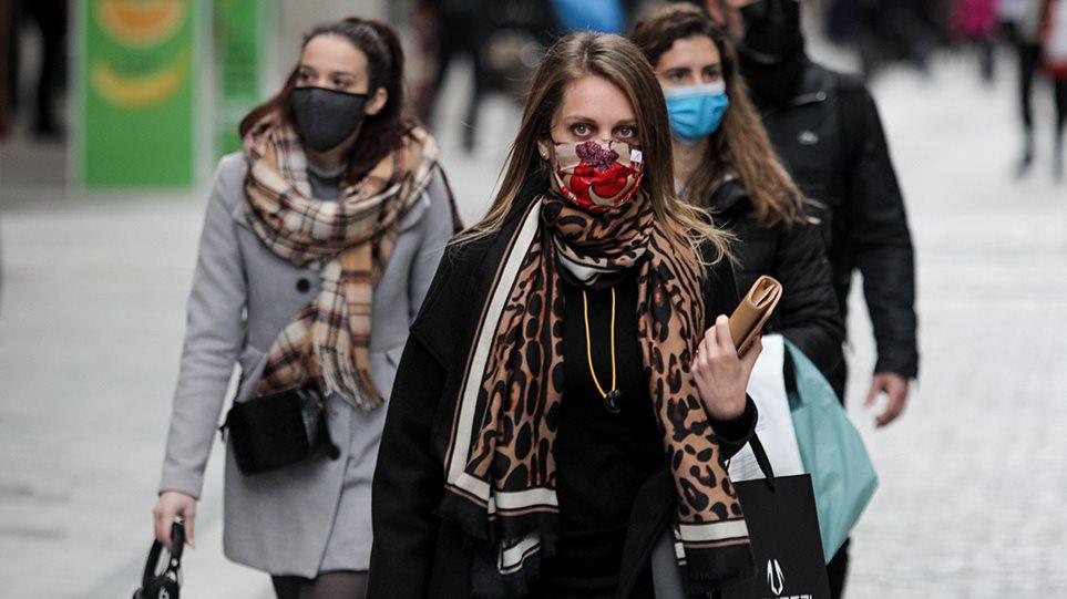 Διπλή μάσκα: Τι ισχύει προς το παρόν και τι αναμένεται να αλλάξει ως το τέλος της εβδομάδας