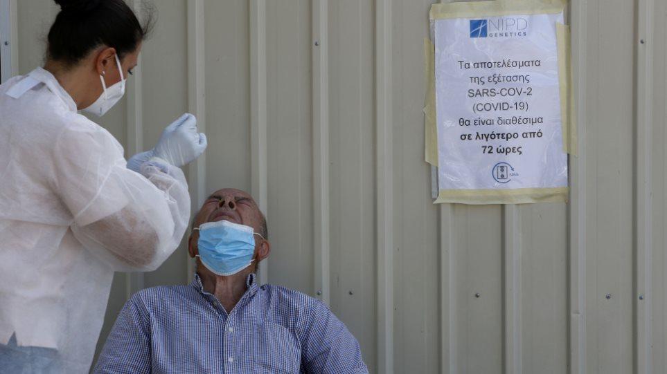 Κορωνοϊός – Κύπρος: Ένας θάνατος και 111 νέα κρούσματα