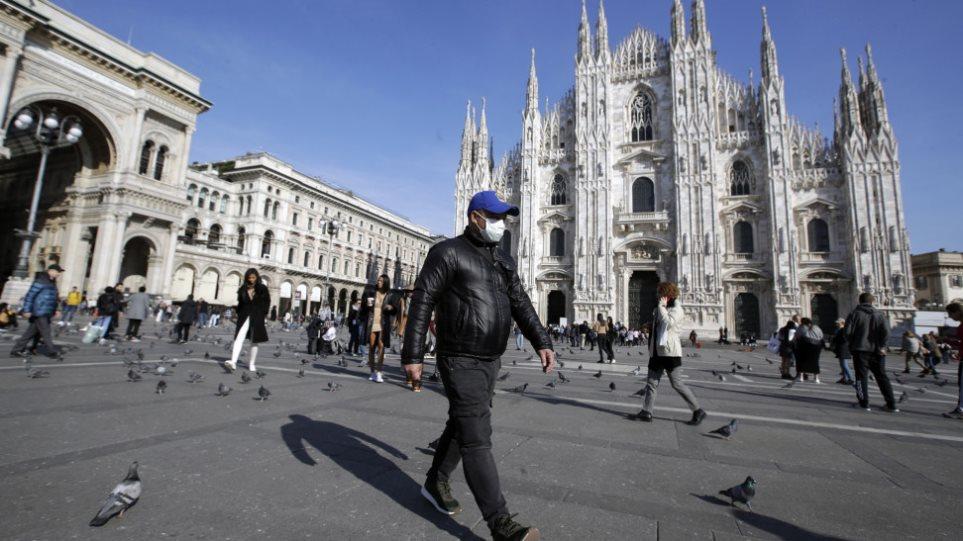 Ιταλία – Ειδικοί: Οι μεταλλάξεις κορωνοϊού παρουσιάζουν υψηλότερη μεταδοτικότητα