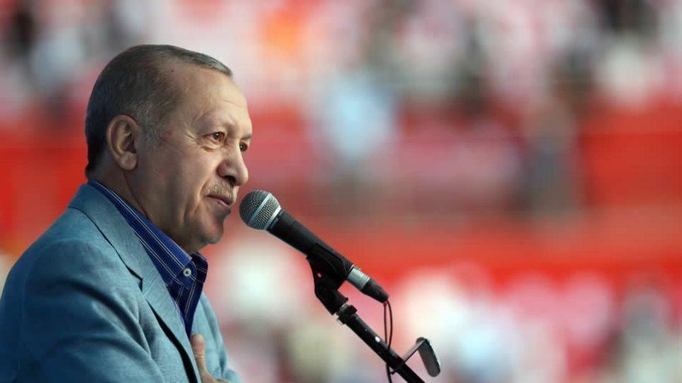 Ερντογάν μαινόμενος κατά αντιπολίτευσης και ΗΠΑ για τους νεκρούς Τούρκους στο Ιράκ